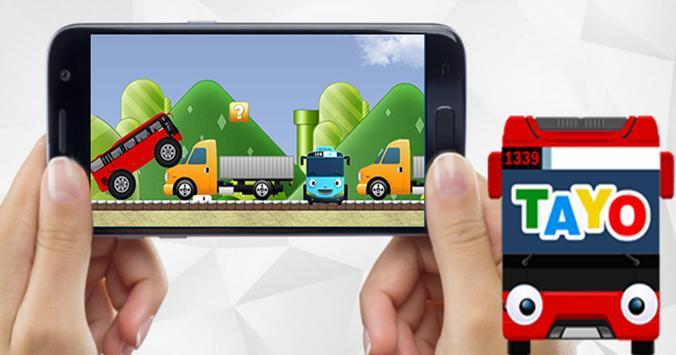 Super Tayo Bus Adventure Game apk screenshot