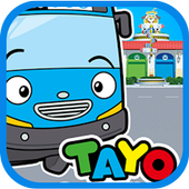 Game Driving Tayo Bus icon