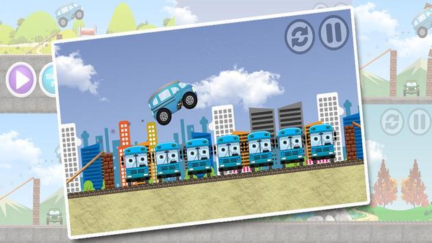 Game Driving Tayo Bus screenshot 1