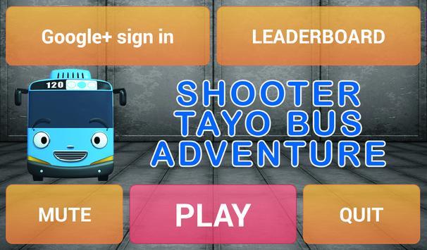 Shooter Tayo Bus Adventure apk screenshot