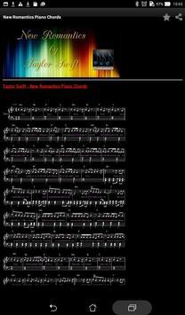 New Romantics Lyrics screenshot 4