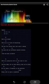 New Romantics Lyrics screenshot 5