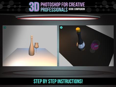 3D Photoshop for Professionals apk screenshot