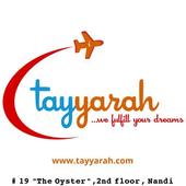 Tayyarah Travel Management icon