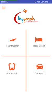 Tayyarah Travel Management poster