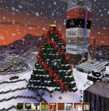Christmas Mod Minecraft ideas apk screenshot
