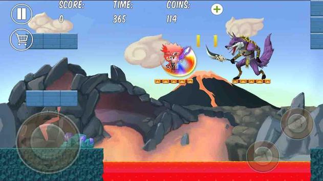 super ninja like super mario screenshot 4