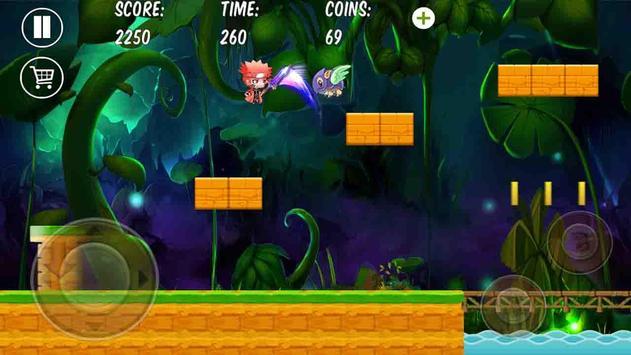 super ninja like super mario screenshot 6