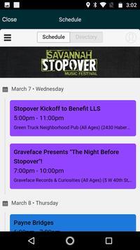 Savannah Stopover Music Fest screenshot 6