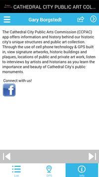 Cathedral City Public Art apk screenshot