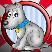 dogs and activities for babies icon