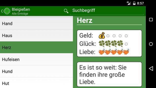 Bleigießen screenshot 2