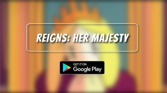 reigns her majesty apk ita