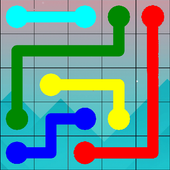 Flows Free - Connecting Dots icon