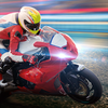 Moto Race 3D: Street Bike Racing Simulator 2018-icoon