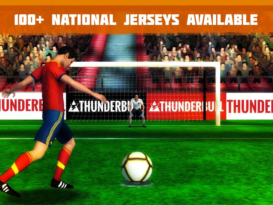 ... Penalty Kick: Soccer Football apk screenshot ...