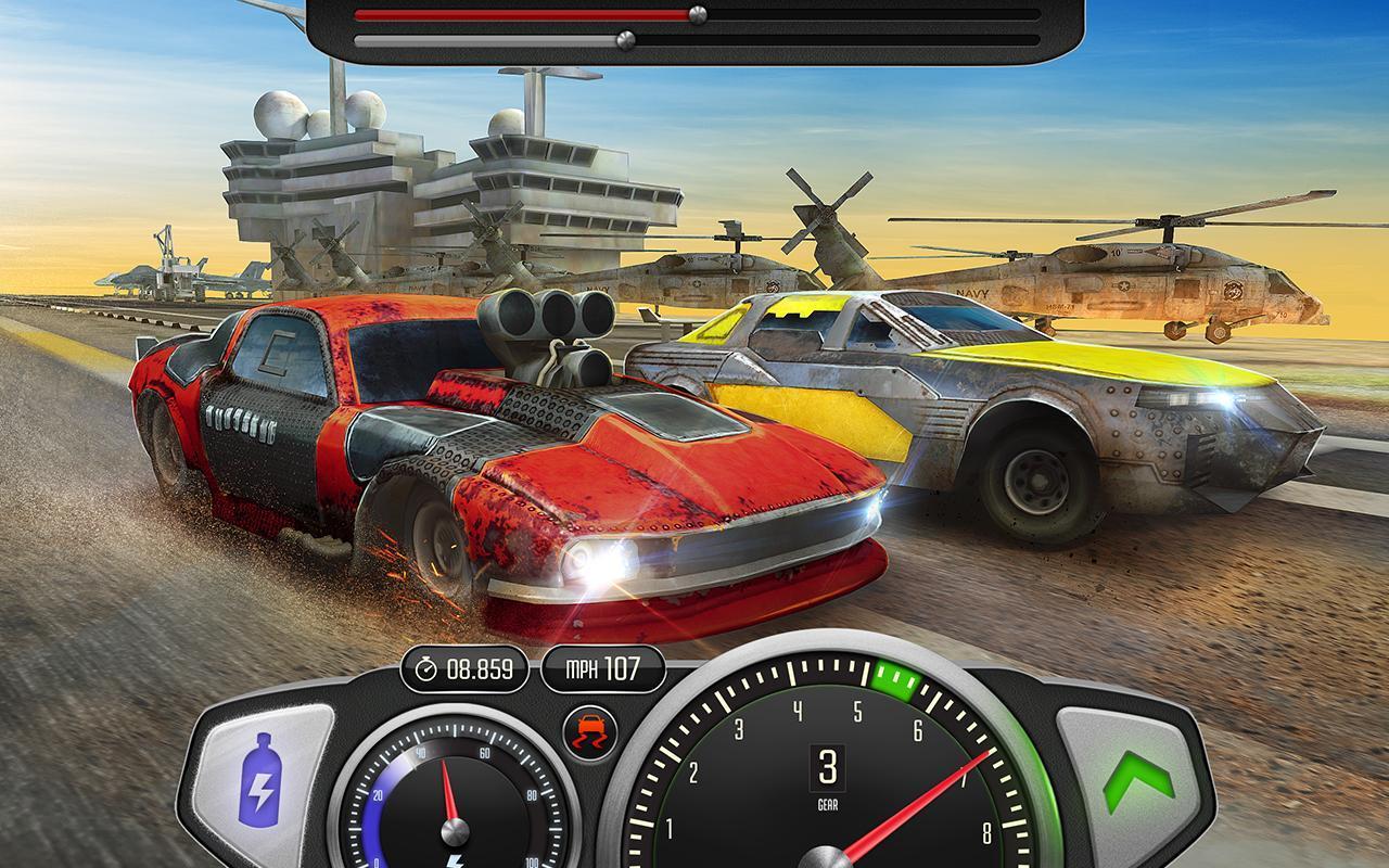 Drag Rivals 3D: Fast Cars & Street Battle Racing APK Download - Free ...