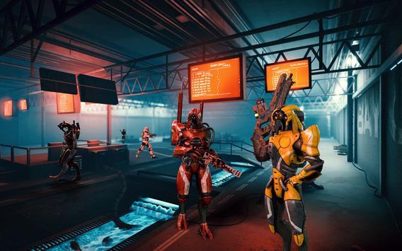 Modern World War Robotic Battleground screenshot 4