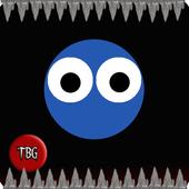 Ninja Ball Fall free icon