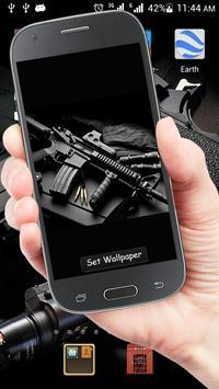 Guns Weapons Wallpaper HD poster