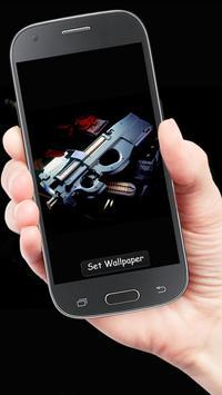 Guns Weapons Wallpaper HD apk screenshot