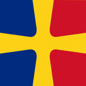 Romania Coordinates icon