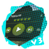 Nature PlayerPro Skin icon