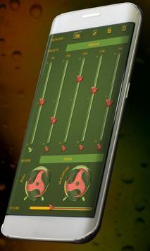 Autumn Music Player Skin apk screenshot