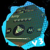 Army PlayerPro Skin icon
