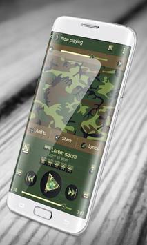 Army PlayerPro Skin poster