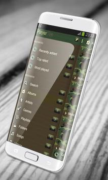 Army PlayerPro Skin apk screenshot