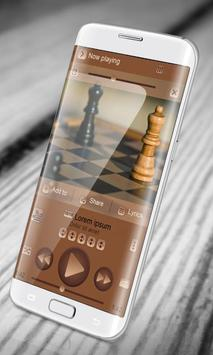 Chess PlayerPro Skin poster