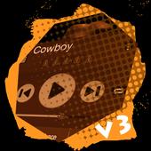 Cowboy PlayerPro Skin icon