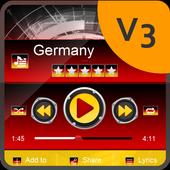 Germany PlayerPro Skin icon