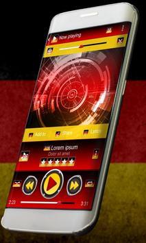 Germany PlayerPro Skin poster