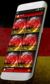 Germany PlayerPro Skin apk screenshot