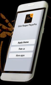 Grim Reaper PlayerPro Skin apk screenshot