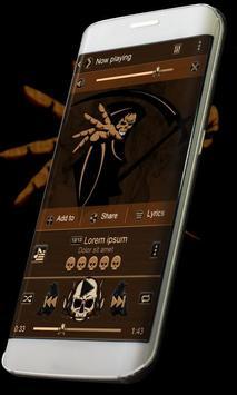 Grim Reaper PlayerPro Skin poster