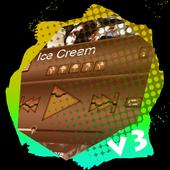Ice Cream PlayerPro Skin icon