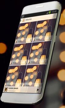 Lights PlayerPro Skin apk screenshot