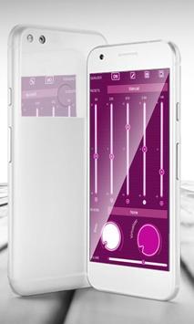 Pink punk PlayerPro Skin screenshot 2