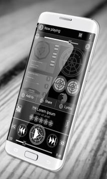 Radar PlayerPro Skin apk screenshot