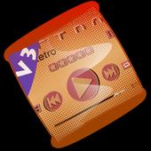 Retro PlayerPro Skin icon