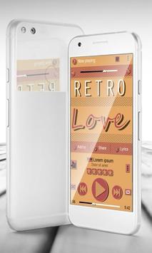Retro PlayerPro Skin poster