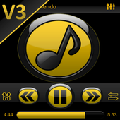 SKIN PLAYERPRO FUTURA YELLOW icon