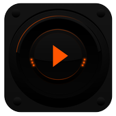 PlayerPro TechnoOrange Skin icon