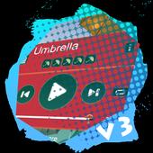 Umbrella PlayerPro Skin icon