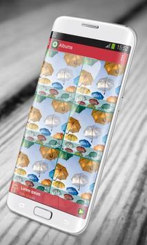Umbrella PlayerPro Skin apk screenshot