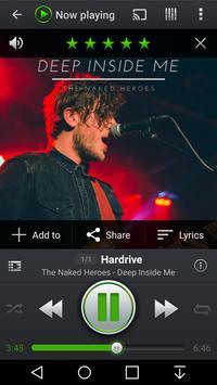PlayerPro Music Player (Free) apk screenshot