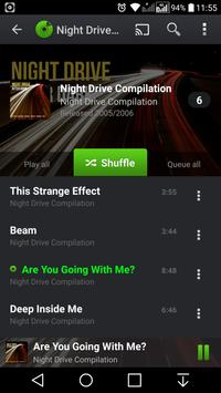 PlayerPro Music Player Trial apk screenshot
